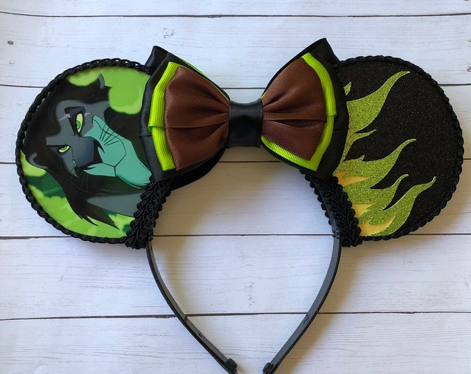 Scar Inspired Mouse Ears