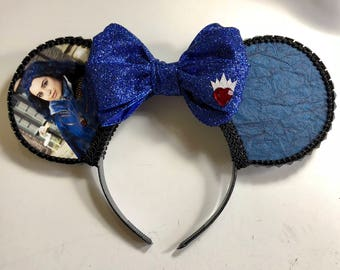 Evie Inspired Mouse Ears