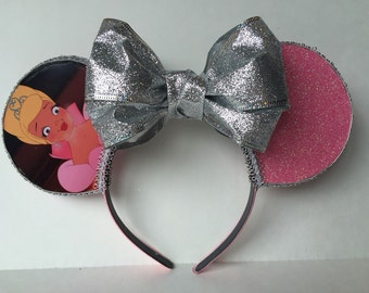 Charlotte La Bouff Inspired Mouse Ears