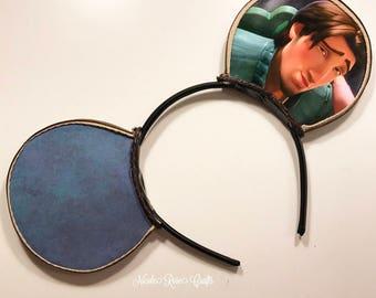 Flynn Rider Inspired Mouse Ears