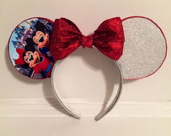 60th Anniversary Inspired Mouse Ears
