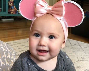 Infant Comfort Mouse Ears