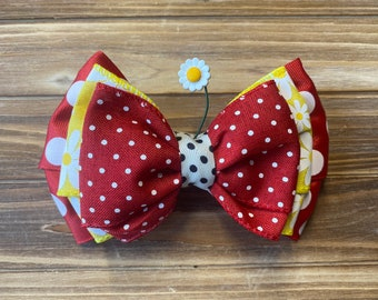 Minnie Mouse Inspired Deluxe Bow