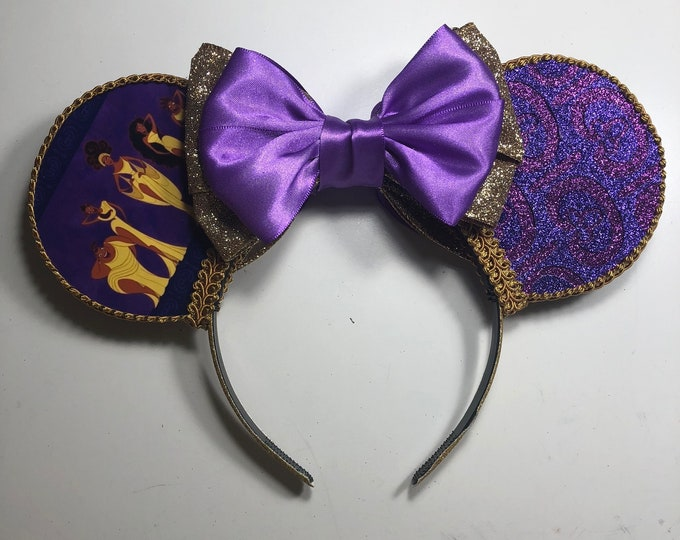 The Muses Inspired Mouse Ears