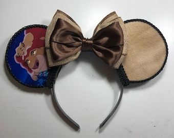 Mufasa Inspired Mouse Ears