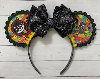 Coco Inspired Mouse Ears