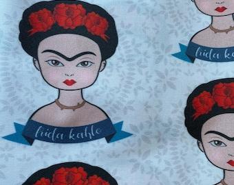 Frida Face Mask - Hand Sewn, Non Medical Grade, Washable, Reusable - PREORDER