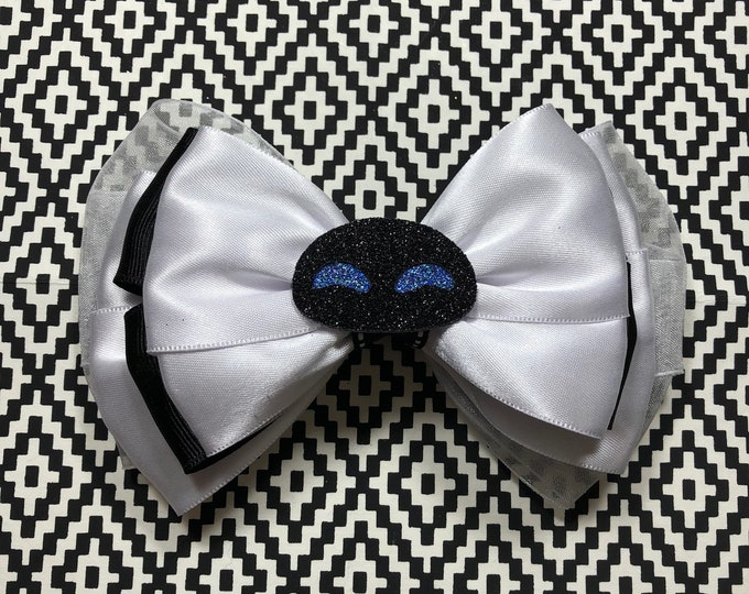 Wall-E Inspired Deluxe Bow