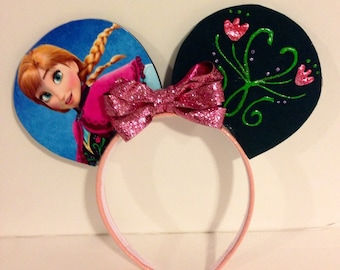 Anna Inspired Mouse Ears