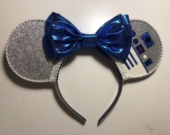 R2D2 Inspired Mouse Ears