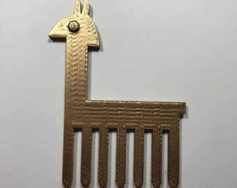 The Emperor's New Groove Inspired Brooch