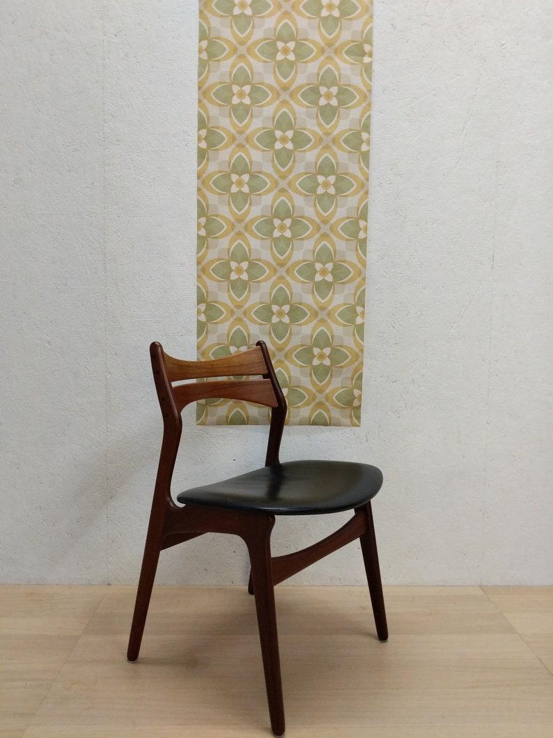 Vintage European Mid Century Modern Wallpaper