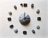 Scandinavian wall clock G...