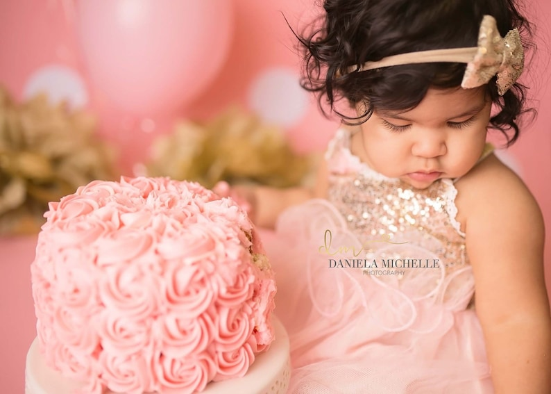 741bd4e226e4 1st birthday girl Outfit Baby Girl First Birthday Outfit-1st