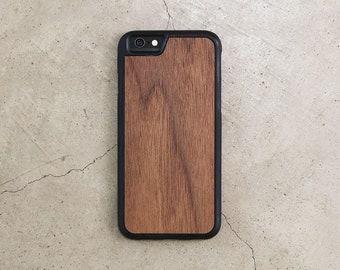 Iphone 5 Wood Case Etsy