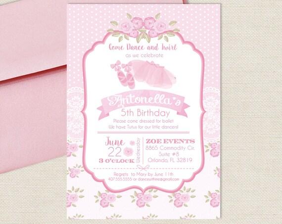 birthday invitations iconicadesign