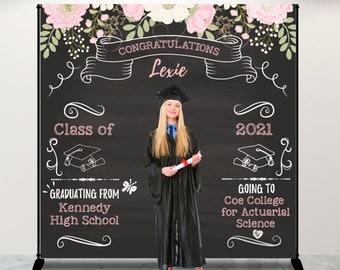 7x7FT Vinyl Photography Backdrop,Hippie,Flowers Design Background for Graduation Prom Dance Decor Photo Booth Studio Prop Banner