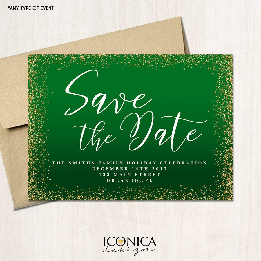christmas cards save the date holiday save the date cards annual