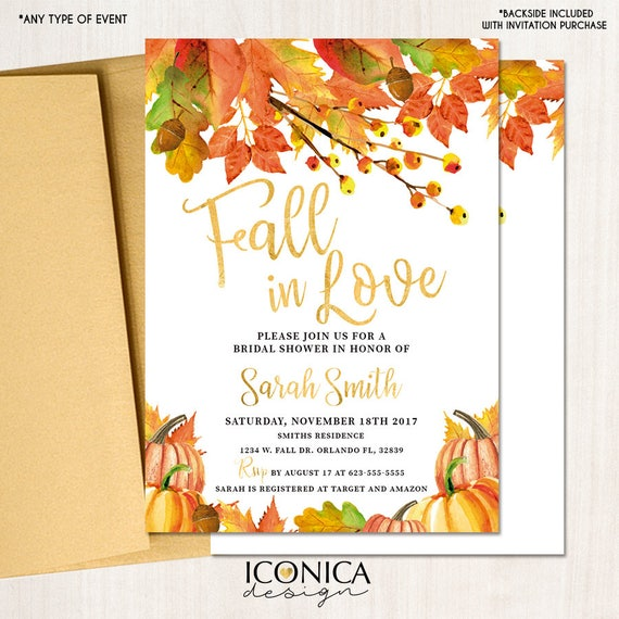 picture regarding Free Printable Fall Party Invitations titled free of charge printable tumble occasion invites - Kadil