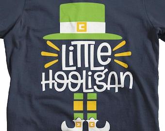 977e60a1a Patrick's Day T-Shirt Leprechaun Boy's Girl's Toddler Shirts By Sarah