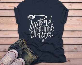 Crafting T Shirt Etsy