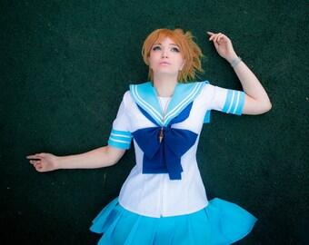 Hitomi Kanzaki cosplay Visions of Escaflowne