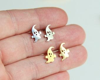 Ghost Earrings, Halloween Earrings