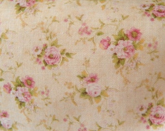 dollhouse shabby chic cotton fabric for miniature