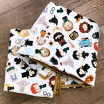 Harry Potter Baby Blanket, Harry Potter Blanket, Harry Potter Baby Quilt, Harry Potter Quilt, Harry Potter Nursery, Harry Potter Bedding