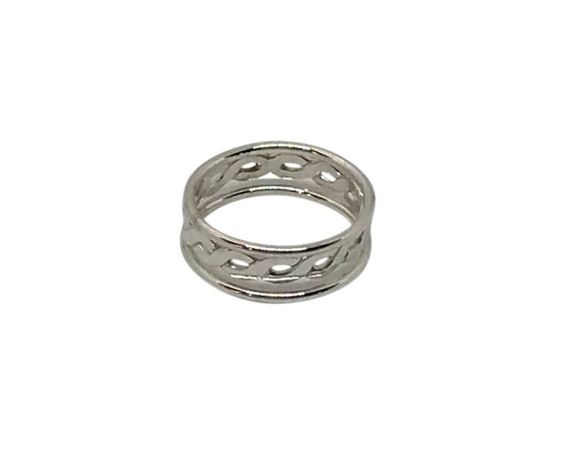 Sterling Silver Toe Ring