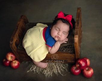 Lil/' Princess  Ti  Newborn  First Photoshoot  New Orleans