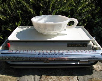 Vintage Kitchen Scale - Made in Germany - 1960s Kitchen Scale - Exakta Kitchen Scale