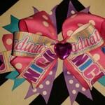 NICU Graduate bow