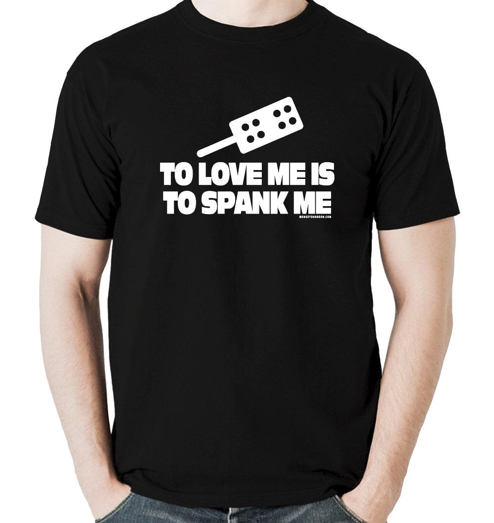 u love me like Spank me