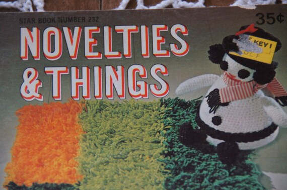 Novelties Things Aunt Lydias Heavy Rug Yarn Patterns Etsy