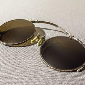 Gold Filled polarized sunglasses