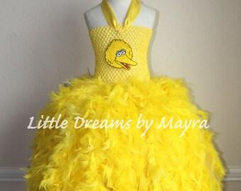 Big bird costume | Etsy