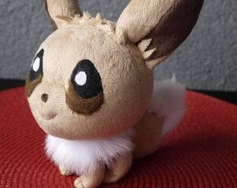 Eevee Pokemon Chibi Plush