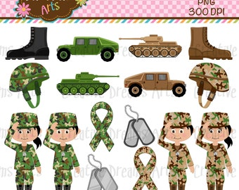 Military/Army Digital Art Instant Download