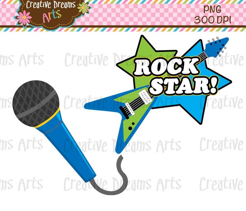 Boys Rock Digital Art Instant Download