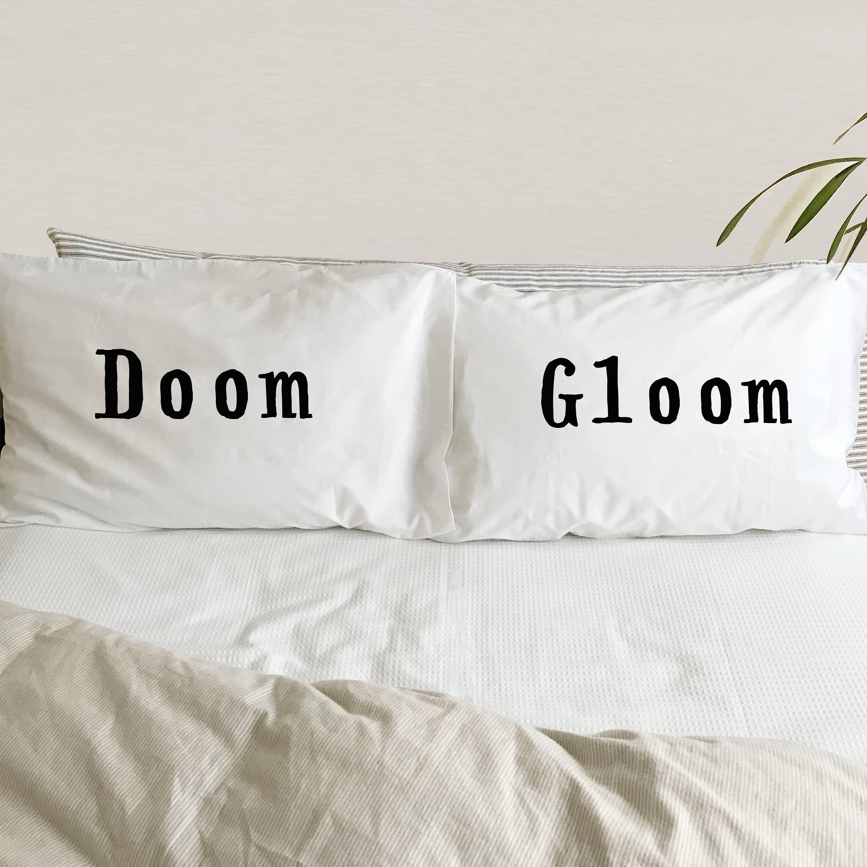 Couples Pet-name Pillowcase Set Funny Name Pillowcase Gift