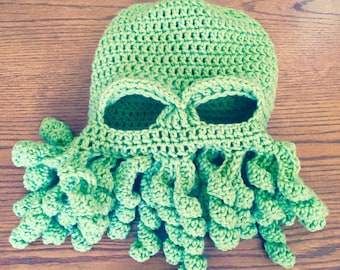 Cthulhu inspired hat 03cb47808cd