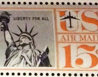 Liberty for All Stamp .15