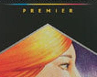 PrismaColor 12 Premier colored pencils - 12 pack decorative tin 3596