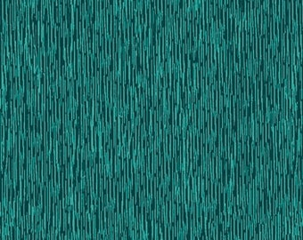 Alfie Cat - Fur Texture - Este MacLeod for Windham  52300D-2 Teal Blue - Priced by the Half Yard
