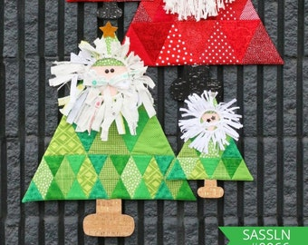 Jolly Lane Wall Hanging Class - DIY Winter Decorations - On Site Class