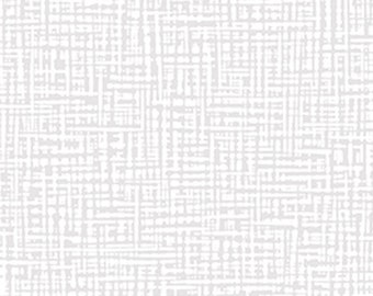 Textured Graphic Fabric - Straight Grain Collection - Patrick Lose Fabrics  - SG1001-027 Porcelain Light Gray - Priced by the Half yard