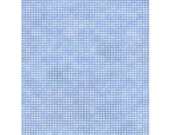 Dit Dot Fabric - Blender Fabric - Marble Fabric - In the Beginning Fabric -  8AH 21 Perwinkle Blue- Priced by the 1/2 yard