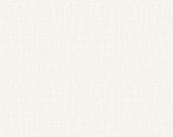 Coastal Wishes - Solid Blender - By Susan Winget for Wilmington Prints - 39626 211 Cream - Priced by the half yard