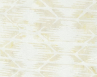 Tonga Batik Fabric - Tonga Batik City Lights by Judy & Judel Niemeyer Collection for Timeless Treasures B5000 Ivory - Priced by the 1/2 yard